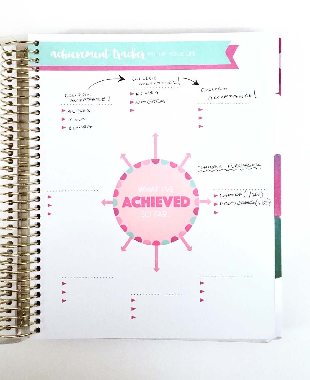 Achievement Tracker